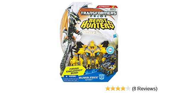 HASBRO® A6357 Transformers Beast Hunters Prime Deluxe Autobot Bumblebee