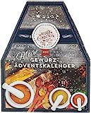 Handelshaus Huber-Koelle Adventskalender'Gewürz-Haus', 1er Pack (1 x 213 g)