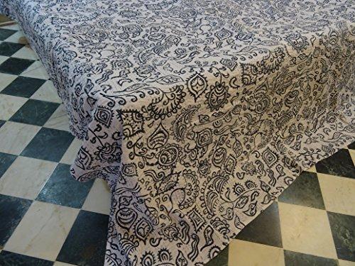 Tribal asiatischen Textilien Floral bestickt Bezug für Hundebett, usbekische Suzani Tagesdecke Vintage Twin Stoff Quilt Ethnic Türkei Nahen Osten Deko Wand Decke Boho Innen Stickerei Wandbehang -