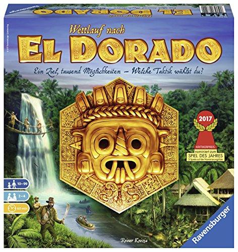 Ravensburger 26720 – Wettlauf nach El Dorado Familienspiel
