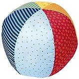 Sigikid Mädchen und Jungen, Soft-Aktiv-Ball groß, Play-Q, Mehrfarbig, 49581