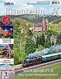 Eisenbahn Romantik Magazin - Unterwegs mit Lust und Leidenschaft - Nostalgie Pur - Das letzte Dampfspektakel - Mit DVD 2-2018 - VGB Verlagsgruppe Bahn