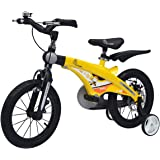 R for Rabbit Tiny Toes Jazz Bicycle for Kids Cycle (16 inch/T - for Kids 4 Years to 7 Years)