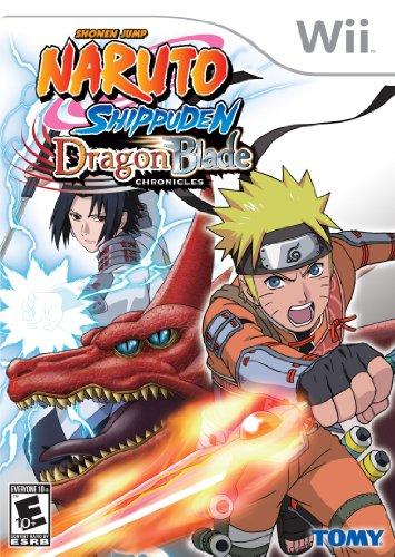 Naruto Shippuden: Dragon Blade Chronicles [US Import] (Dragon Chronicles Blade)