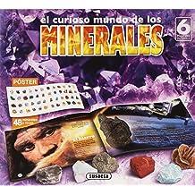 El curioso mundo de los minerales (Joven explorador)