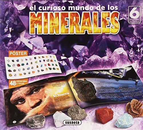 El curioso mundo de los minerales (Joven explorador) por Susaeta Ediciones S A
