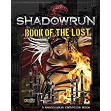 Shadowrun Book of the Lost