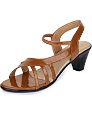 TRASE Amber Casual Sandals for Women - 2 Inch Heel