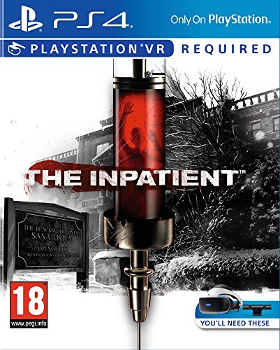 The Inpatient PS VR - PlayStation 4 [Importación francesa]