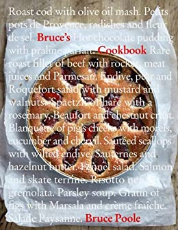 Bruce's Cookbook by [Poole, Bruce]