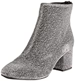 New Look Women's Glitter Birdy Ankle Boots