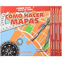 Dónde está…? Mapas del mundo/ Where on Earth? Mapping Parts of the World