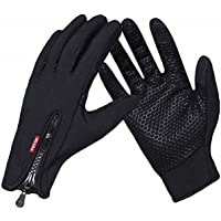 COTOP Outdoor Windproof Work Cycling Hunting Climbing Sport Smartphone Touchscreen Gloves for Gardening, Builders…