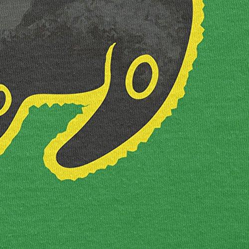 TEXLAB - Lion Chu - Herren T-Shirt Grün