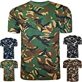 KIDS-CAMOUFLAGE-T-SHIRT-CAMO-ARMY-COMBAT-MILITARY-HUNTING-FISHING-TOP-VEST-3-14