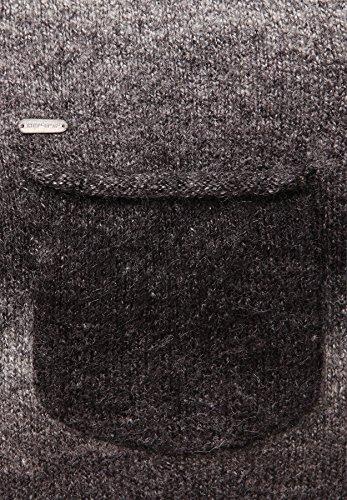 Khujo Herren Strickpullover grau (207ANTHRAC)