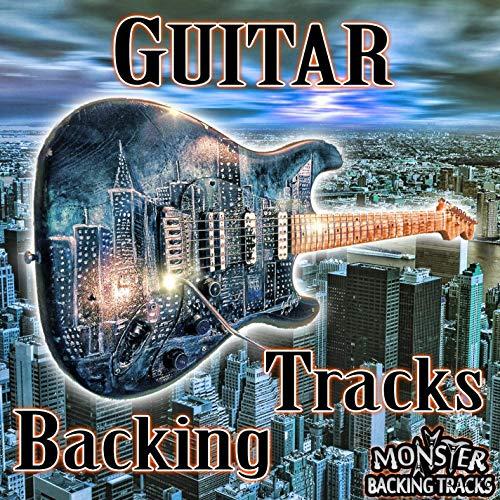 F# Minor Soft Deep Rock Guitar Backing Track | Purple 125 BPM