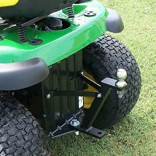 Great Day Inc. Lawn Pro Hi-Hitch - Enganche de Remolque para cortacésped Bola no incluida