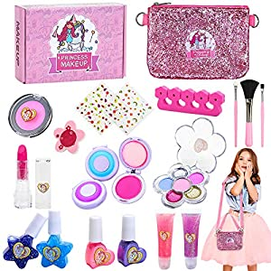 Jojoin 20 Pcs Maquillaje Niñas