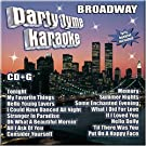 Party Tyme Karaoke - Broadway (16-song CD+G) by Party Tyme Karaoke (2005-05-23)