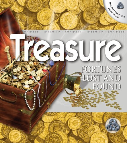 Treasure: Fortunes Lost and Found [With CDROM] (Infinity) by Glenn Murphy (2011-02-15)
