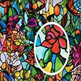 DC Fix 346-0647 Spring Chapel Window Film by DC Fix