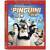 I Pinguini Di Madagascar  (3D) (Blu-Ray+Blu-Ray 3D);Penguins Of Madagascar