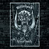 Songtexte von Motörhead - Kiss of Death