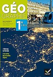 Géographie 1re L/ES/S éd. 2015 - Manuel de l'élève