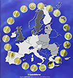 2-EUR (Euro) Special-Collection: für 57 2-EUR-Münzen inkl - Flaggen-Stickerset -