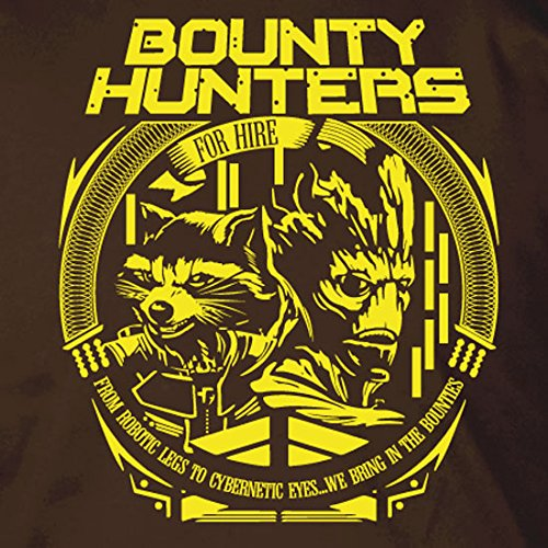 Bounty Hunters for hire - Stofftasche / Beutel Grün