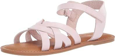 Amazon Essentials - Strappy Sandal, sandals Unisex - Bambini e ragazzi