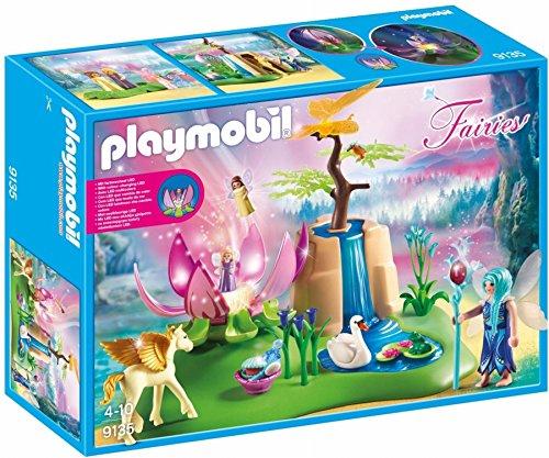 Playmobil Hadas- Lago Bebé 9135