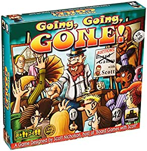 Stronghold Games Going GONE Board Game