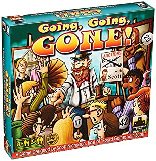 Stronghold Games 2009 - Going, Going, Gone! Brettspiele (B00GXBISWM) | Amazon price tracker / tracking, Amazon price history charts, Amazon price watches, Amazon price drop alerts