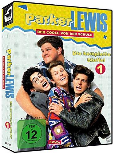 Parker Lewis - Der Coole von der Schule - Staffel 1 [5 DVDs]