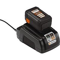 Gardena 8831-20 Chargeur rapide de batterie pour batteries rechargeables 18/25/36 V