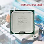 Intel Core2 Duo E8400 Processor (Tray)