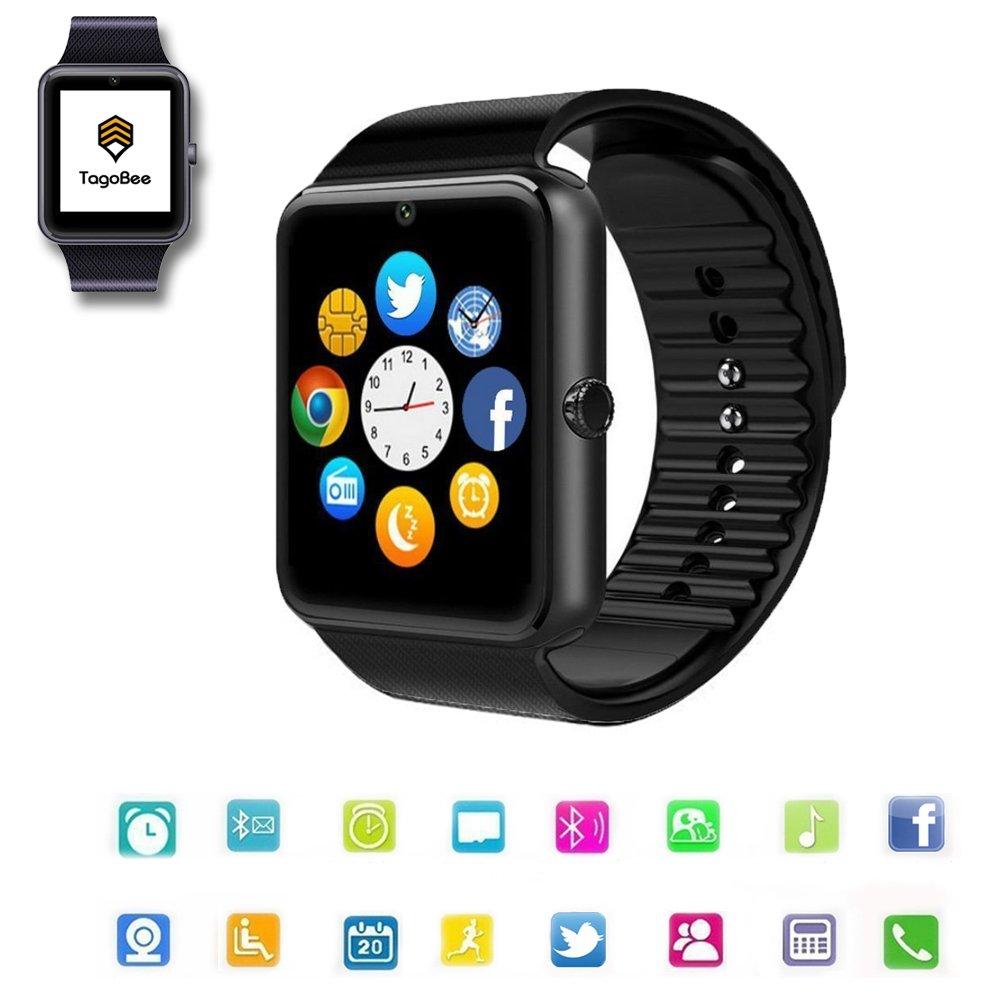 TagoBee TB09 IP67 Pulsera de Actividad Fitness Tracker smartwatch Monitorización de la presión Arterial Notificaciones… 1