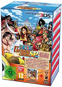 One Piece: Unlimited Cruise Special - Limited Edition (Nintendo 3DS)