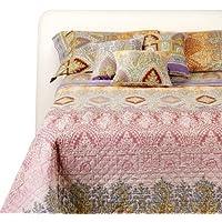 suchergebnis auf f r tagesdecke gesteppt blau. Black Bedroom Furniture Sets. Home Design Ideas
