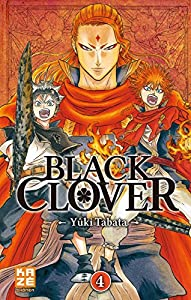 Black Clover Edition simple Tome 4