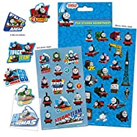 Paper Projects 01.70.31.006 Thomas & Friends Thomas and Friends Assortment Sticker Pack