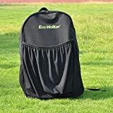 Eco Walker Soccer Backpack With Ball Compartment Soccer Ball Bag For Kids Youth