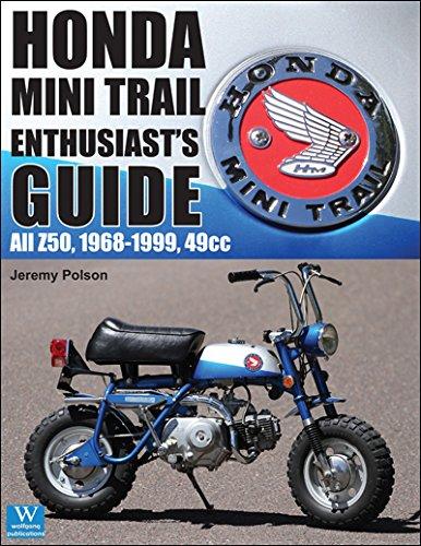 Honda Mini Trail por Jeremy Polson