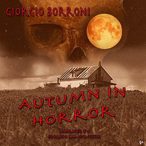 Autumn in horror  Audiolibri