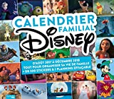 Calendrier familial Disney