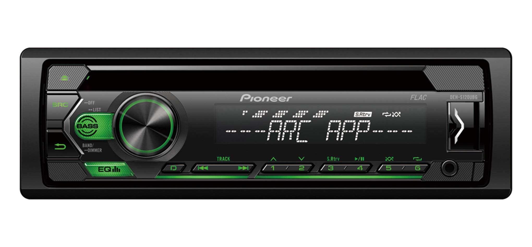 Pioneer-DEH-S120UBG-Autoradio