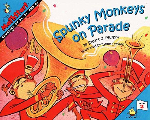 Spunky Monkeys on Parade (MathStart 2)