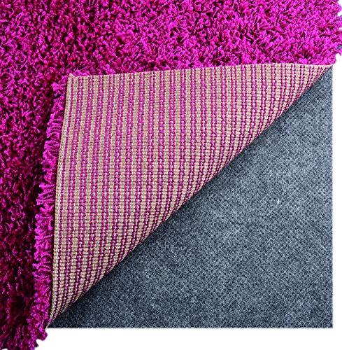 I FRMMY Anti-Rutsch-Teppich-Unterlage, hält Ihre Teppiche an Ort und Stelle 5' x 8' grau - 5 X Teppich-pad, 8